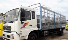 Giá xe tải dongfeng 8 tấn b180 thùng bạt hỗ trợ trả góp 80%