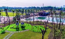River Silk City cạnh BV Việt Đức ra hàng 50 lô đẹp dự án