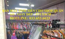 Bán máy tính tiền giá rẻ cho shop tại Cần Thơ