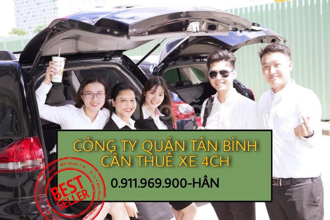 Cần thuê xe 4 chỗ, ký hợp đồng trực tiếp với công ty (ảnh 1)