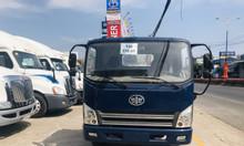 Giá xe tải faw 8 tấn thùng bạt động cơ Hyundai nhập