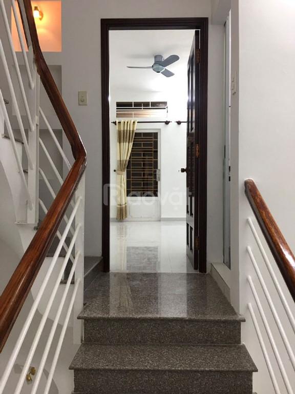 Nhà 3 lầu mặt tiền Nguyễn Thượng Hiền, P.5, Bình Thạnh. 4x17m nở hậu 5