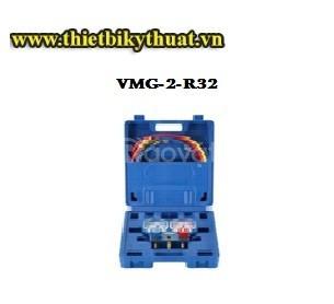 Bộ Đồng hồ nạp gas lạnh Value VMG-2-R32