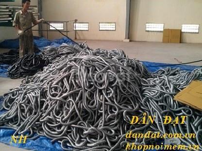 Nơi bán ống ruột gà và lưới bện inox, ống thép luồn dây điện, ruột gà