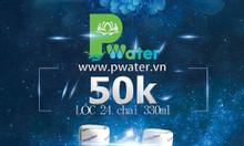 Nước tinh khiết Pwater
