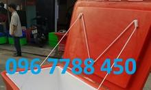 Thùng lạnh 450 lít ướp hải sản thực phẩm Lhe 0967788450 Ngọc