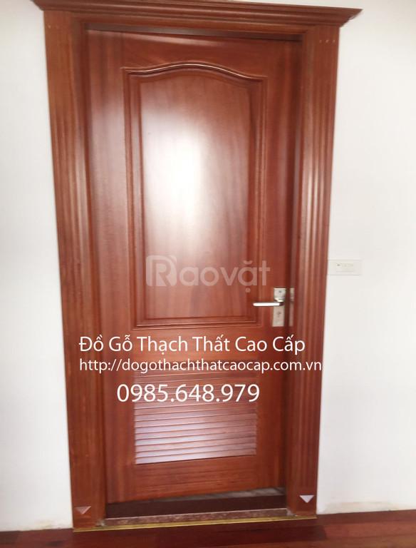 Bán bảng báo giá khung và cửa gỗ năm 2020