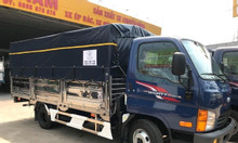 Hyundai new Mighty N250 sl tải 2,5 tấn, thùng dài 4,3m