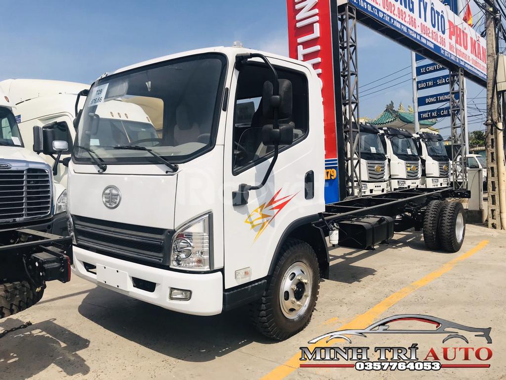 Giá xe tải hyundai 7 tấn-8 tấn thùng 6m2 mới