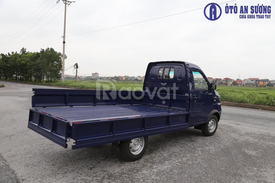 Xe tải 930kg hỗ trợ trả góp lên đến 80%