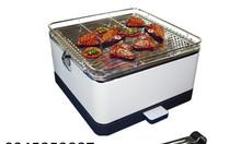 Com bo Bếp nướng than hoa không khói hộp vuông phù đổng - PD17-D115