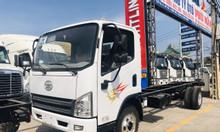 Bán xe tải faw 7.3 tấn thùng bạt động cơ hyundai nhập
