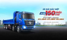 Xe tải auman 17 tấn sự lựa chọn mang hiệu quả kinh tế cao