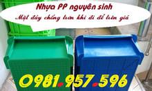 Sóng nhựa công nghiệp, thùng nhựa B7, thùng nhựa cơ khí