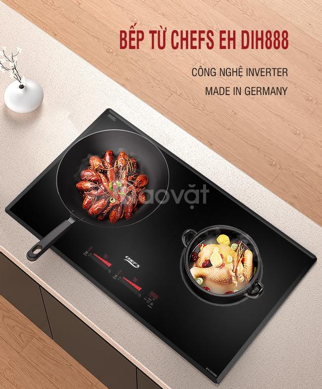 Bếp từ Chefs EH DIH888 có phải đang dần ít được quan tâm?