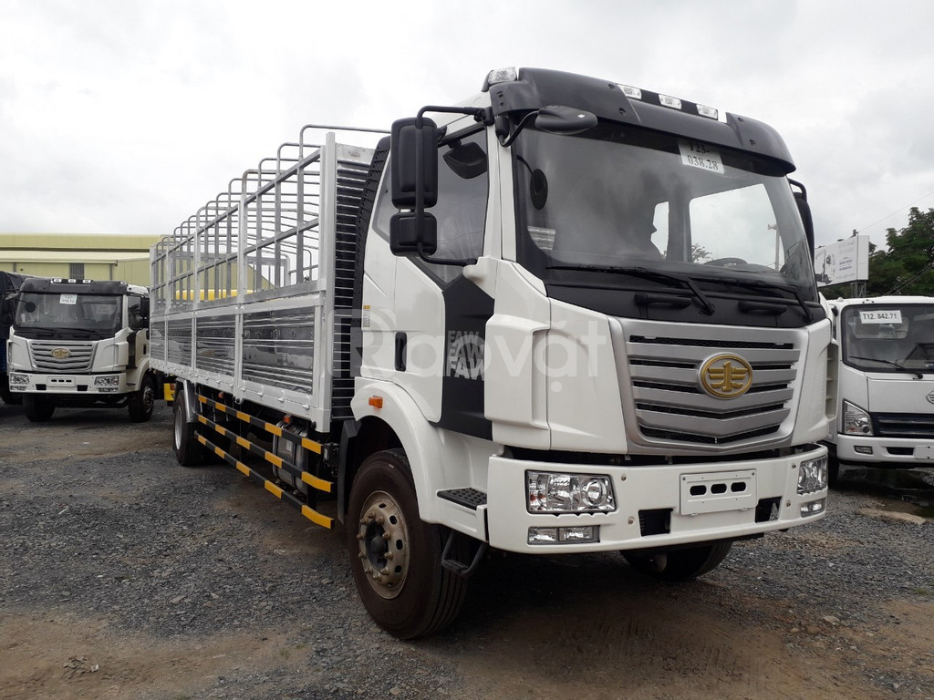 Giá xe faw 7 tấn ga cơ động cơ hàn quốc hyundai nhập