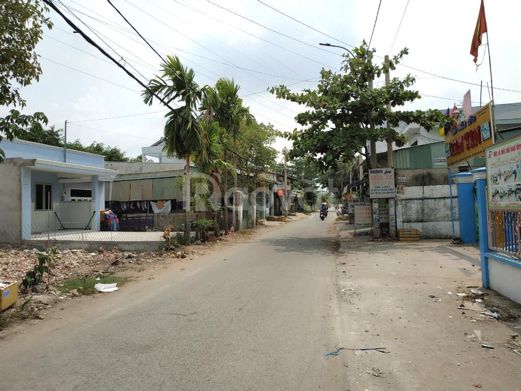 2 lô đất mặt tiền An Phú Đông 27 quận 12, giá 39 tr/m2 diện tích 4,5m