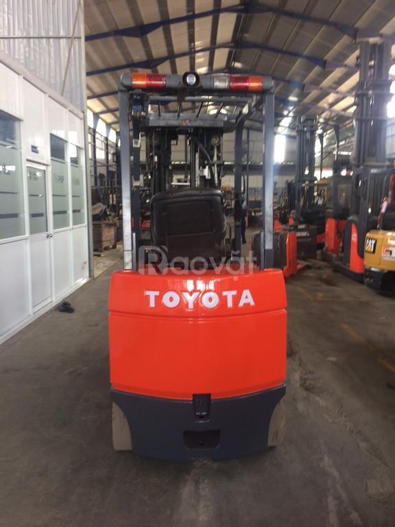 Xe nâng Toyota nhập Mỹ 3.0 tấn