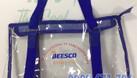 Xưởng ép túi nhựa dẻo trong suốt, đặt may túi nhựa dẻo zipper pvc (ảnh 4)