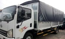 Xe tải faw 7.3 tấn động cơ hyundai , chiều dài thùng 6m2 +bình dương