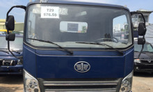 Giá xe tải 7 tấn +giá rẻ | Faw 7 tấn +động cơ cầu gầm hyundai