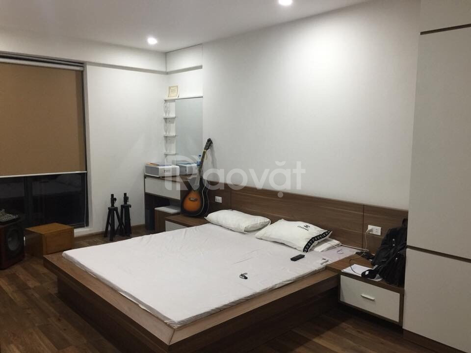 Tôi cần bán  căn hộ 2007 An Bình City, full nội thất