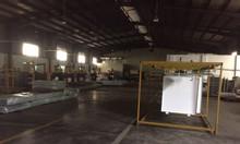 Công ty Quang Minh cho thuê kho xưởng DT:2700m2 tại KCN Quang Minh