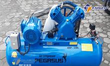 Máy nén khí dây đai Pegasus 4HP dùng điện 3 pha TM-W-0.36/8-230L