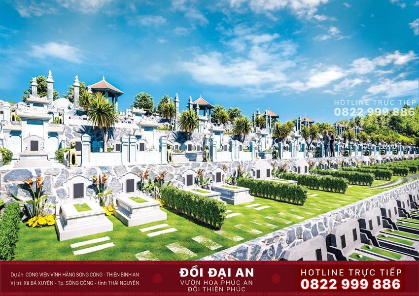 Bán đất nghĩa trang bán đất công viên vĩnh hằng cát táng