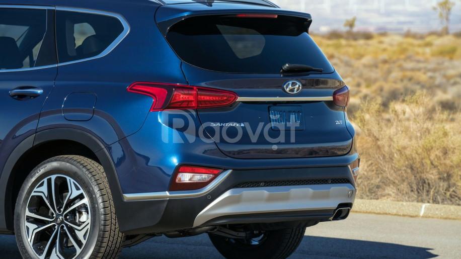 Hyundai Santafe máy dầu bản cao cấp (Full), giao xe ngay, đủ màu