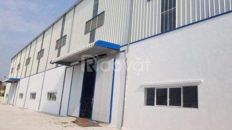 Cho thuê kho xưởng DT 1700m2 KCN Nam Từ Liêm, Hà Nội