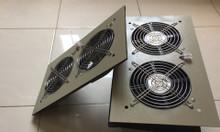 Hệ thống quạt thông gió sử dụng cho trạm BTS