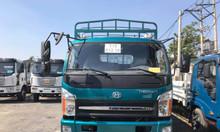 Bán xe tải chiến thắng 8 tấn thùng bạt 6.7 mét|Giá thanh lý 2017
