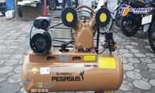 Máy nén khí dây đai Pegasus 5.5HP dùng điện 3 pha TM-V-0.6/8-180L