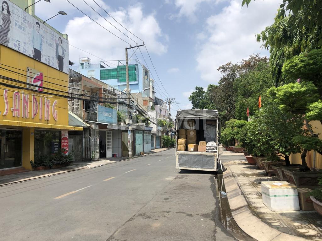 Cho thuê văn phòng và kho chợ Tân Bình