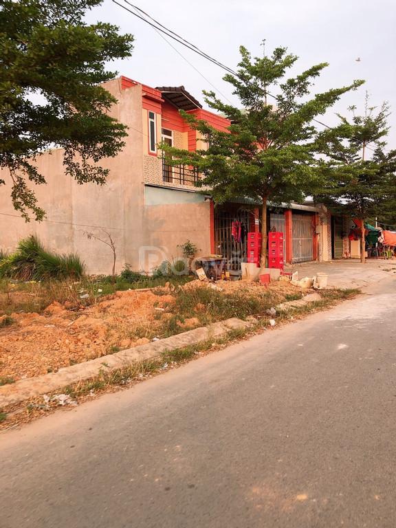 Bán đất chính chủ có sổ hồng riêng , thổ cư 100% ngay khu dân cư