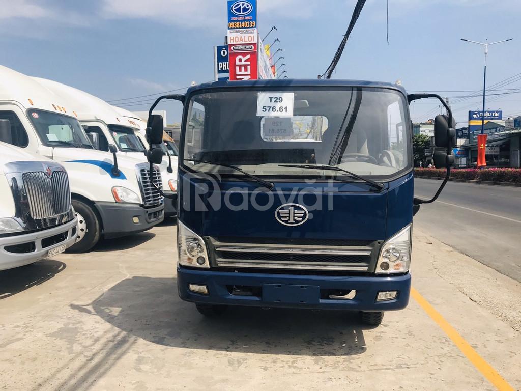 Bán xe tải faw 7 tấn máy hyundai nhập khẩu|Trả trước 160 triệu