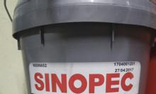 Mỡ Chịu Nhiệt Sinopec Crystal Grease NLGI2 xô 17Kg