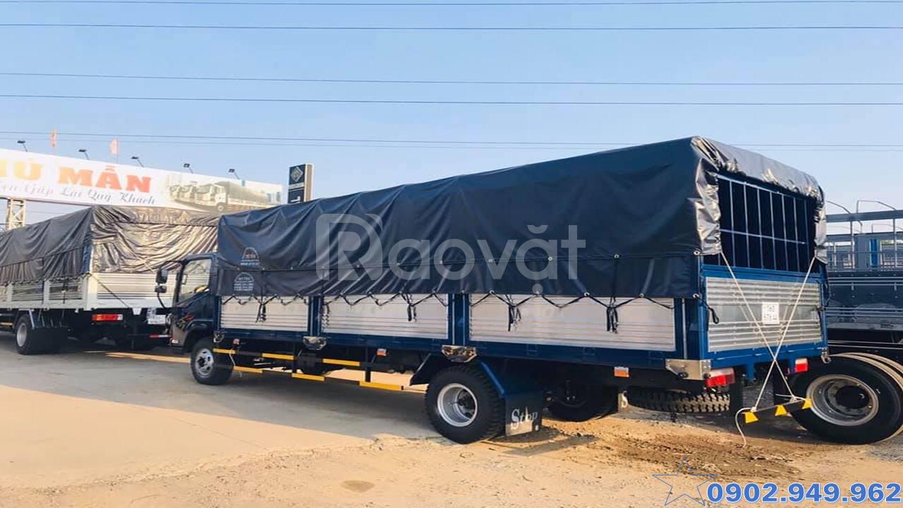 Xe tải 7 tấn|Faw 7 tấn máy Hyundai D4DB - 485.000.000