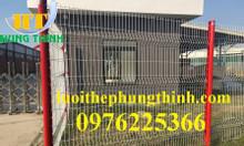 Hàng rào lưới thép, hàng rào mạ kẽm, lưới thép hàng rào sơn tĩnh điện