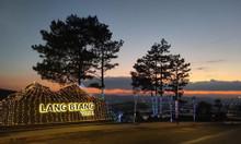 Đầu tư đất nền nghỉ dưỡng Langbiang Town Đà Lạt giá rẻ