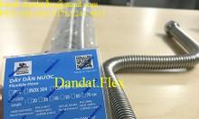 Ống mềm cho máy nước nóng, ống cấp nước inox, Dây cấp nước mềm inox