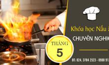 Khóa học nghề Đầu bếp chuyên nghiệp - Trung cấp Nấu ăn - có Giới thiệu