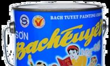 Thanh lý sơn dầu Bạch Tuyết màu 715 giá tốt mùa dịch Conora chính hãng