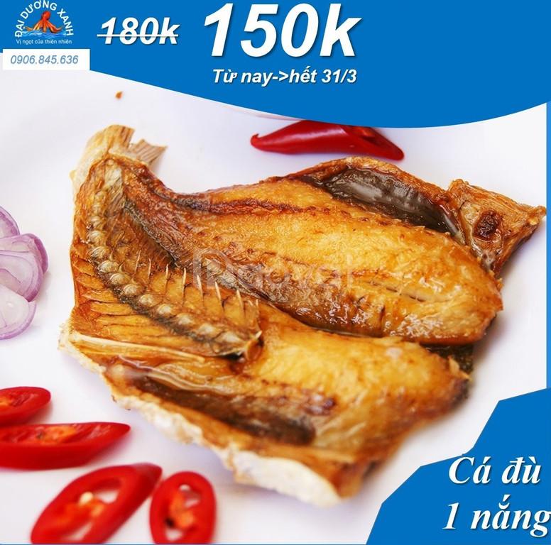 Khô cá đù 1 nắng Phan Thiết giá tốt, liên hệ để mua ngay