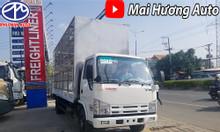Xe tải Isuzu 1.9 tấn thùng chở xe máy- model 2020