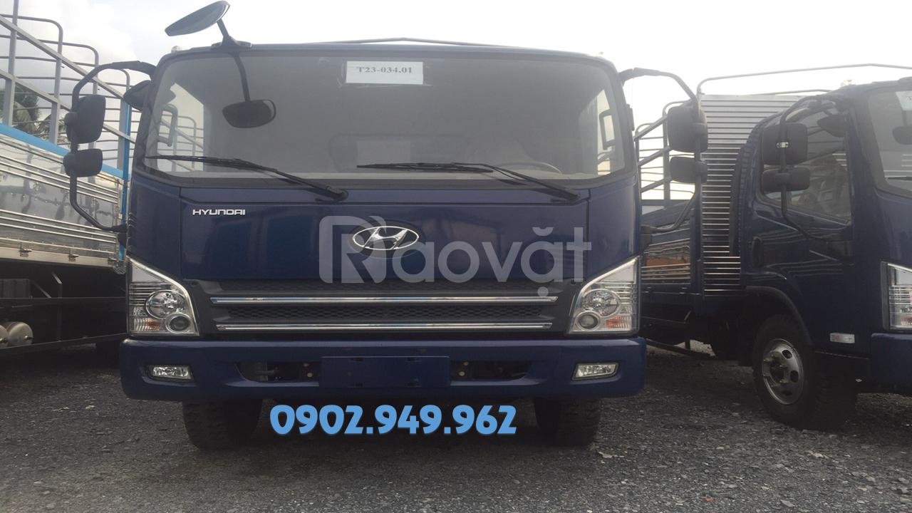 Xe tải 7 tấn Faw 7 tấn động cơ Hyundai D4DB - 485.000.000