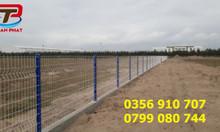 Lưới hàng rào mạ kẽm, hàng rào lưới thép, hàng rào ngăn kho