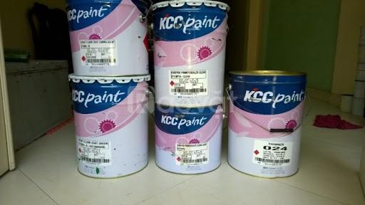 Tìm đại lý phân phối sơn phủ epoxy KCC ET5660 cho nền tầng hầm