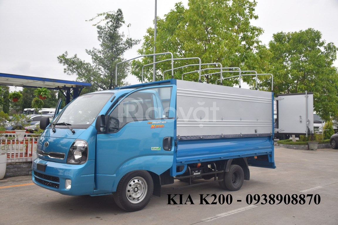 Xe tải KIA K200 tải trọng 990kg/ 1490kg/ 1900kg